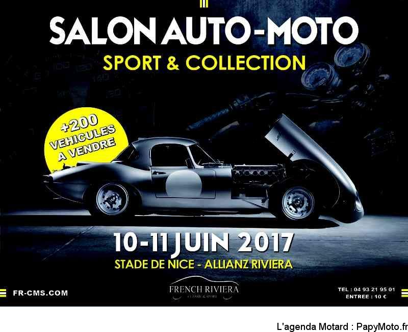 Salon auto moto sport collection nice 06 papy moto for Salon moto nice