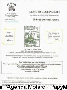 29e Concentration du Moto-Club Picrate - Azille (11) @ Azille | Azille | Occitanie | France
