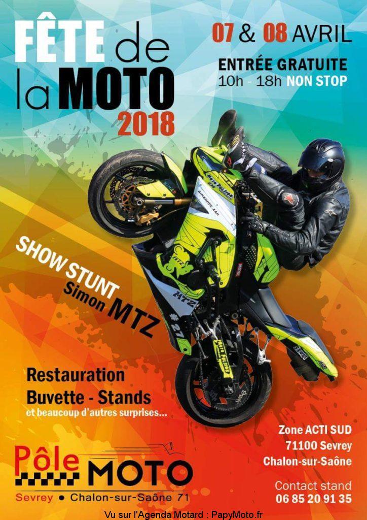 Rencontre moto 2018