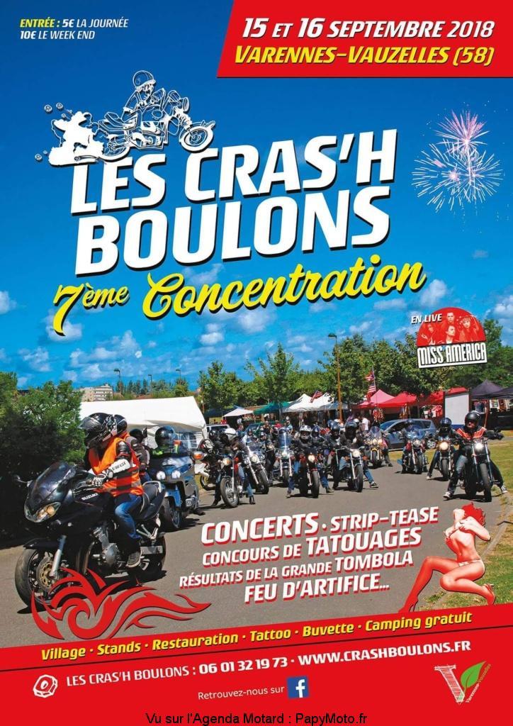 7e concentration - Les cras'h boulons - Varennes-Vauzelles(58) @  Varennes-Vauzelles(58) | Varennes-Vauzelles | Bourgogne Franche-Comté | France