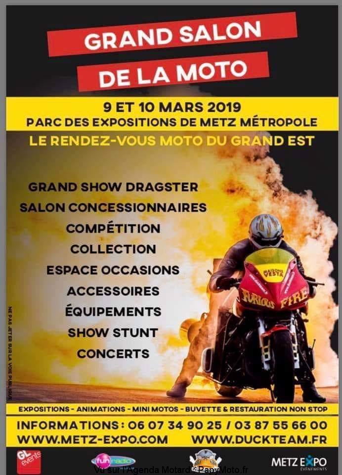 Salon moto à Metz (57) 9-10 mars 2019 Grand-salon-de-la-Moto-Metz-57